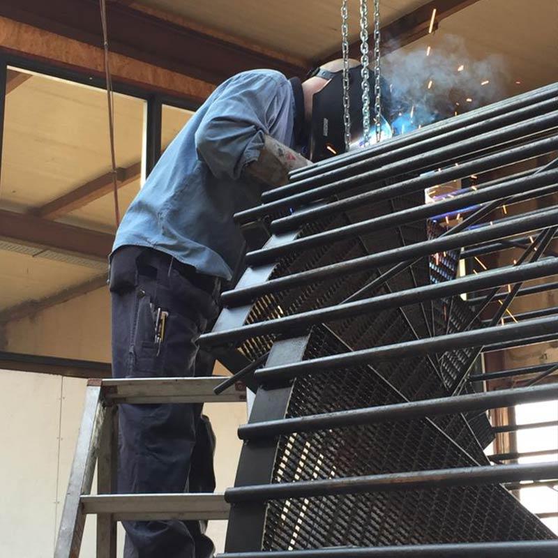 Mitarbeiter - Bremer Stahl- und Metallbau
